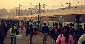 Indian Railways LED lights