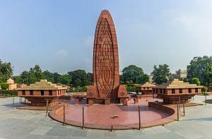 Jallianwala Bagh memorial (Source: WIkimedia Commons)