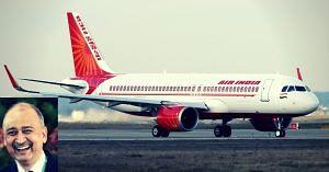 Pradeep Singh Kharola takes over Air India's reigns.