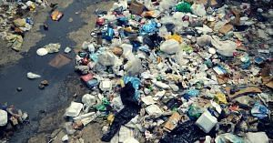 Professor Rajamani Ramakunja has launched a crusade against plastic. Representative image only. Image Courtesy: Pixabay