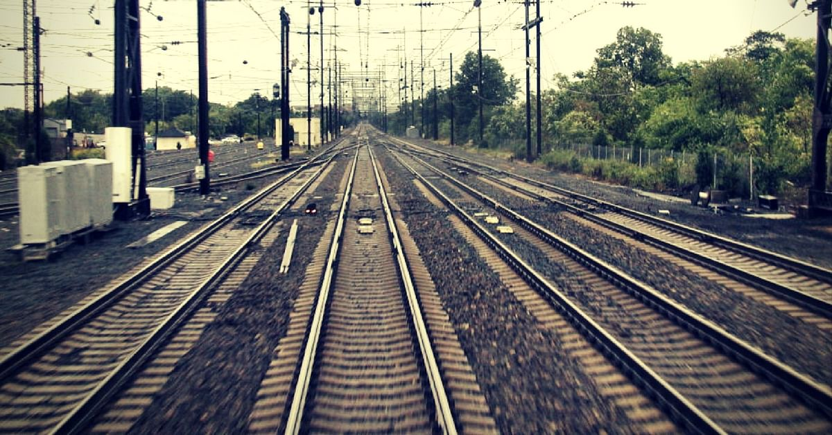 Fresh railway tracks will be laid out. Picture for representative Purposes Only. Picture Courtesy: Wikimedia Commons.