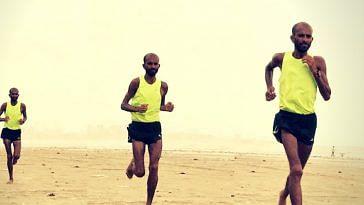 Samir Singh in action. Picture Courtesy: Facebook.
