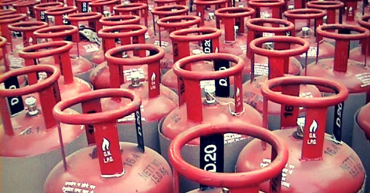 The system can detect LPG gas leaks. Representative image only. Image Courtesy: Wikimedia Commons.