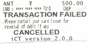 You Can Claim Rs  100 per Day in Case of a Failed ATM