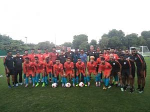 India U-17 football sqaud (Source: Facebook)
