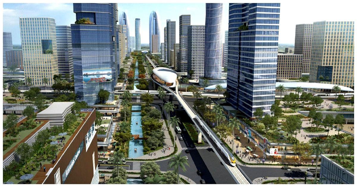 5 Innovative Ideas Amaravati Is Adopting to Become India's Most Futuristic Capital