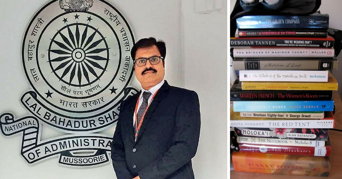 Bouquets to Books: This IAS Officer's Change in Tradition Is an Inspiration
