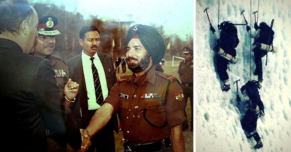 The Story of Bana Singh, The Hero Who Helped India Win The 1987 Siachen Standoff