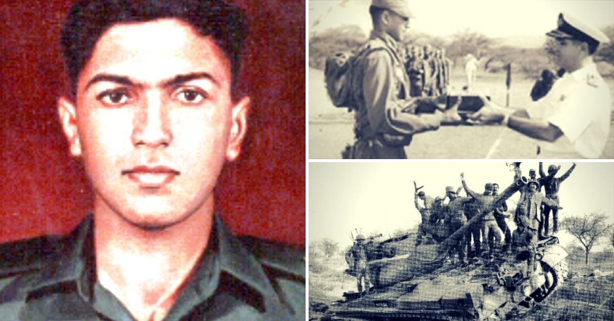 Battle of Basantar: When a 21-Year-Old Braveheart Single-Handedly Defeated 7 Pak Tanks