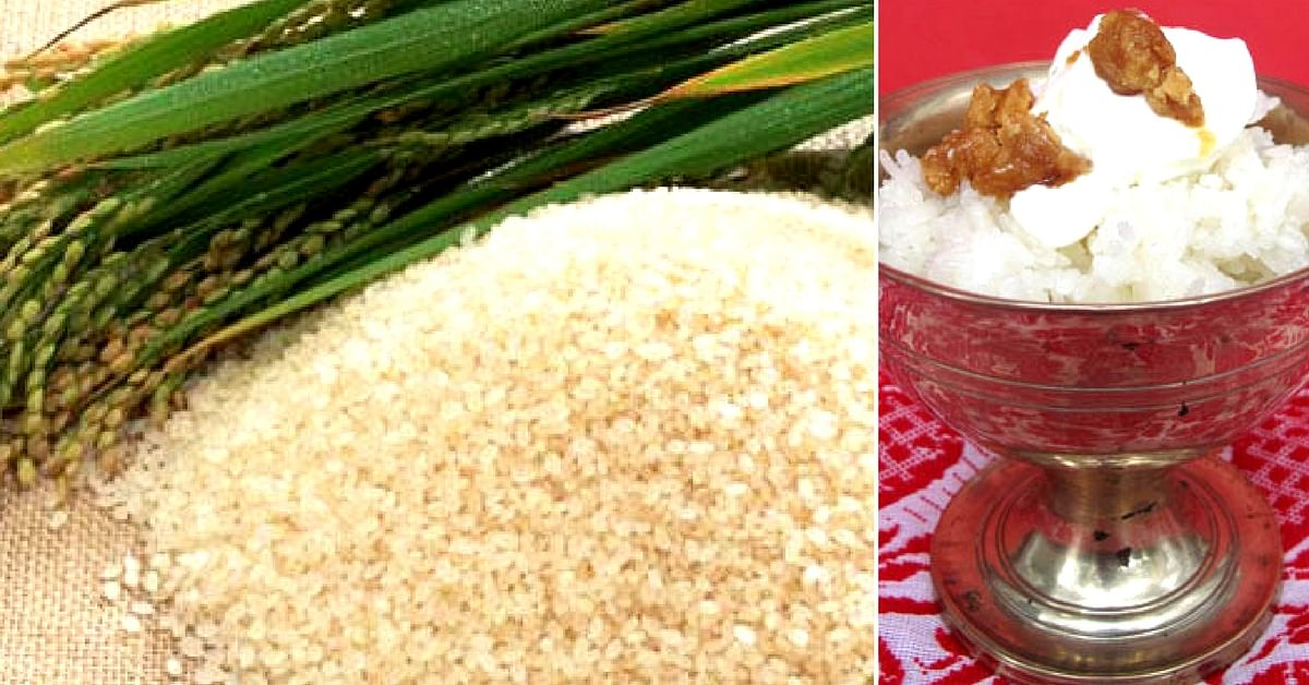 Meet Komal Saul, The 'Instant' Rice from Assam That Needs No Cooking