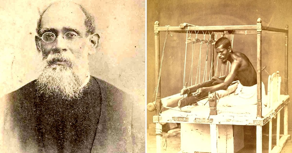 Founded by Tagore's Nephews, India's First NGO Continues to Help Weavers, Artists