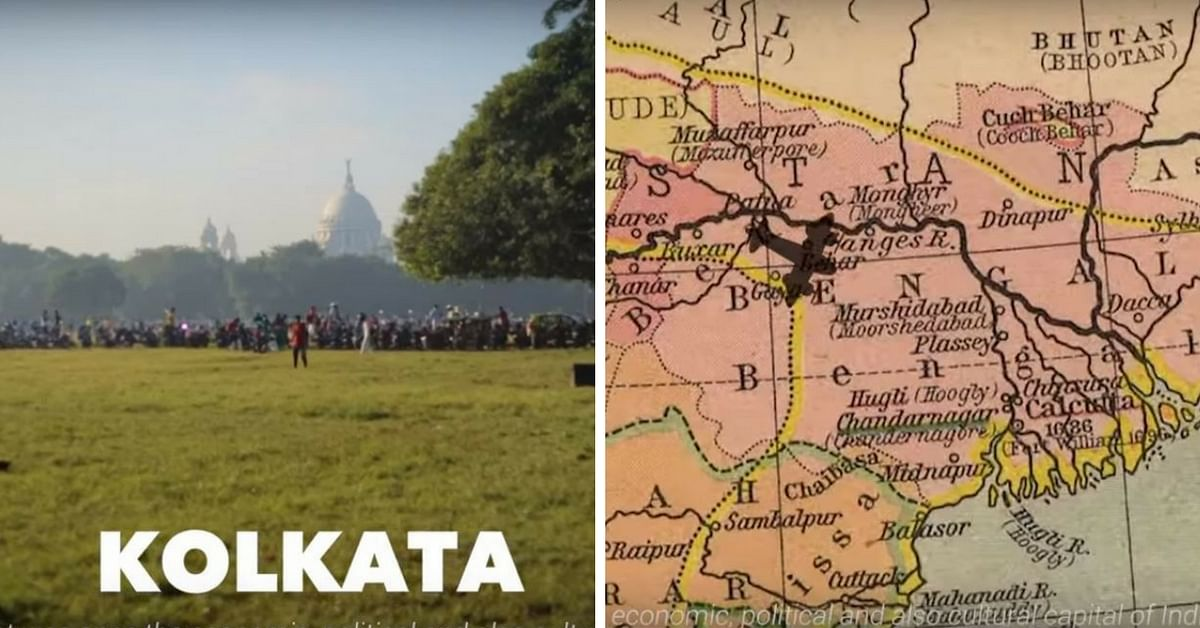 Video: Between the Old and New, This Short Film Perfectly Captures Kolkata