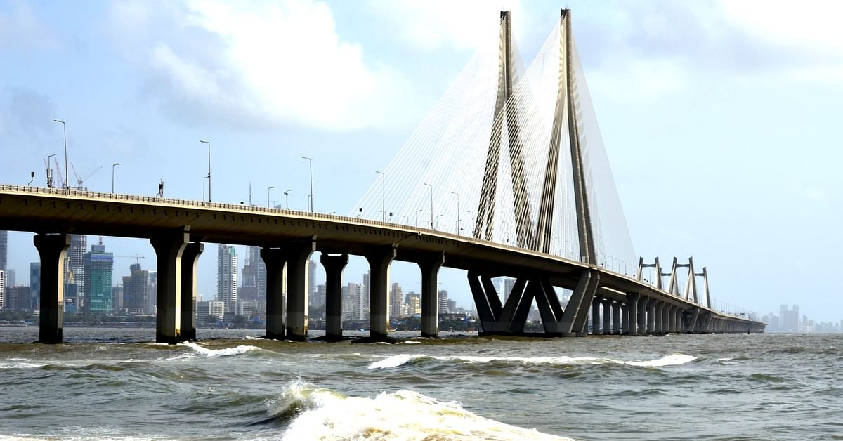 Versova-Bandra sea link- Mumbai