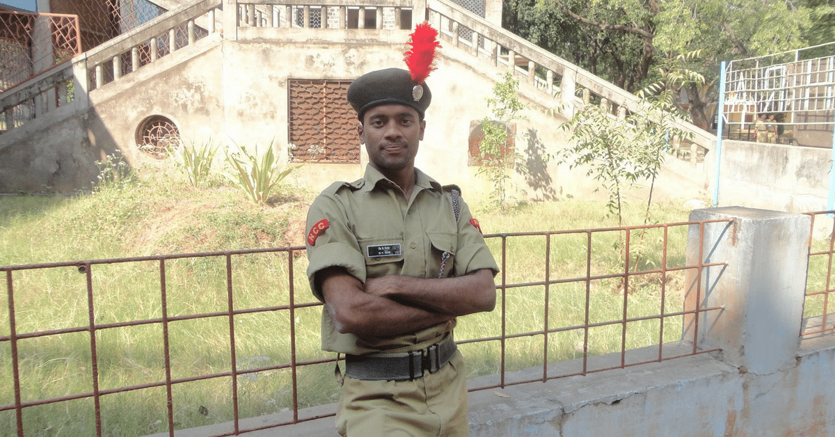 Labourer's Son Gives up MNC Job, IIM Seat to Join the Army!