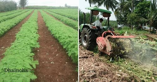 A Farmer from Maharashtra - Suresh Kabade Grew 100 Tonnes of