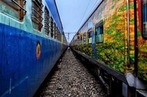 The Indian Railways wants to begin manufacturing coaches in Latur. Representative image only. Image Courtesy Pixabay.