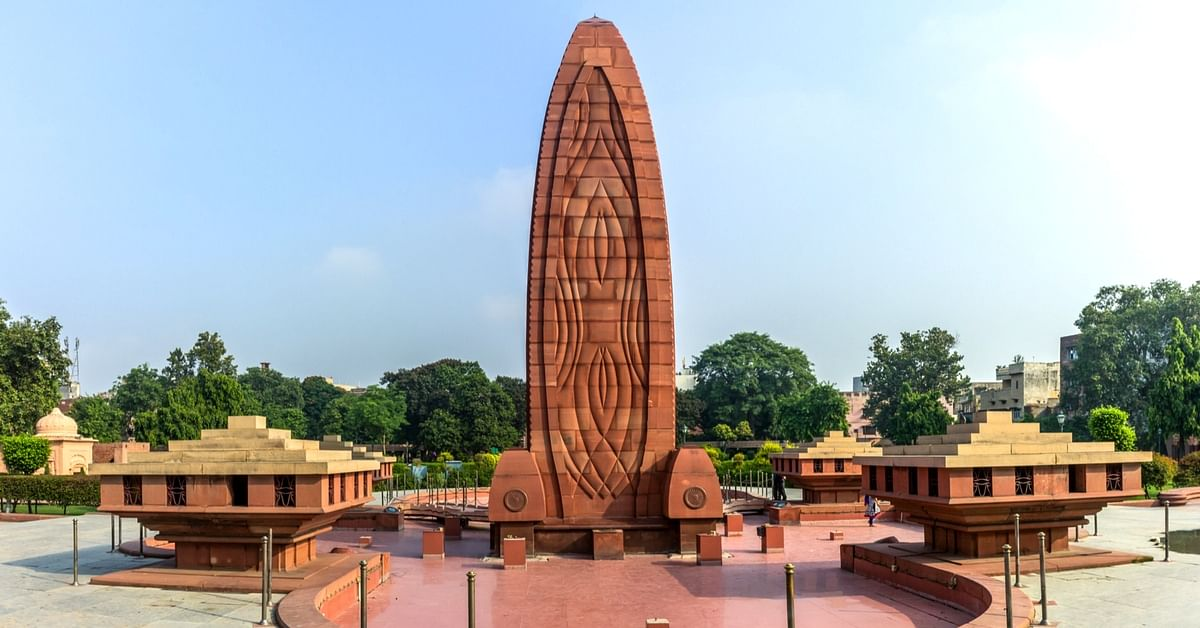 MY VIEW: Nothing Can Heal Jallianwala Bagh's Pain, but an Apology Is a Good Start