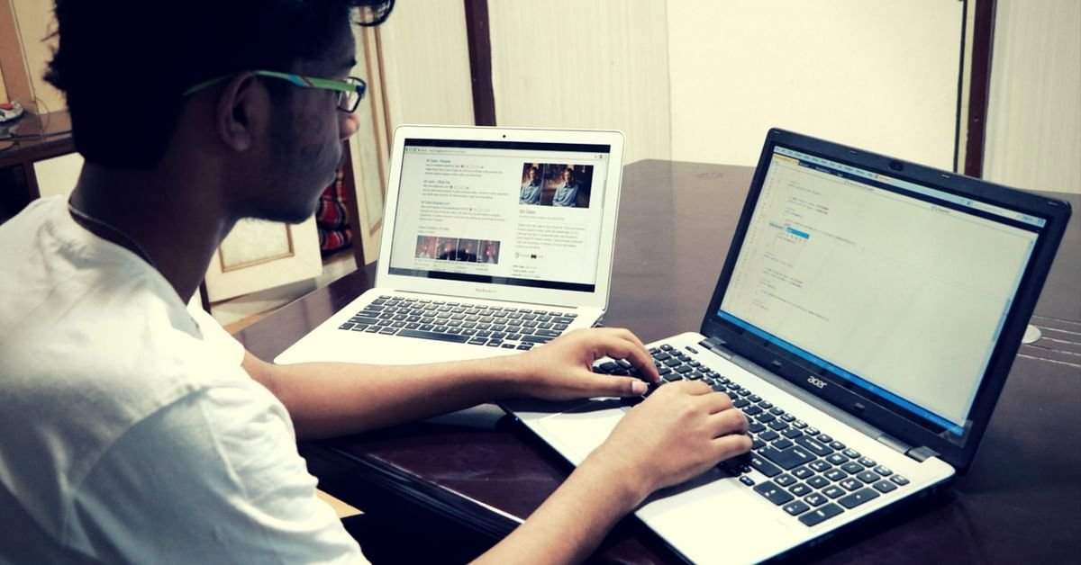 The Incredible Story of Origgon, a Desi 'Social' Search Engine by a 15-Year-Old