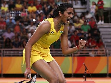 PV Sindhu (Source: Flickr)