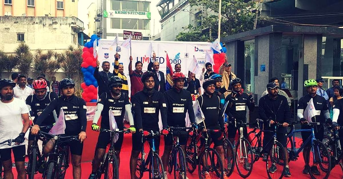 umeed 1000- cyclists