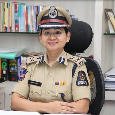 Hyderabad IPS Officer Head Swati Lakra Selected For