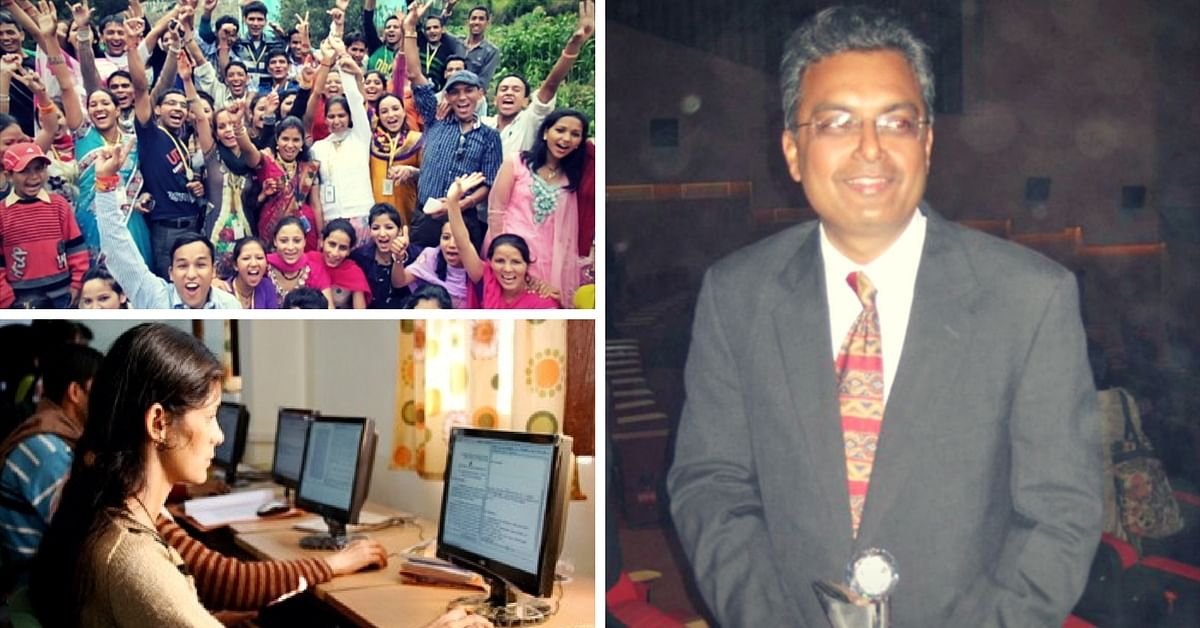 This Alumnus of BITS-Pilani Quit His Job to Empower the Youth of Uttarakhand