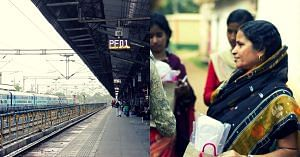 Bhopal railway station happy nari sanitary pad vending machine