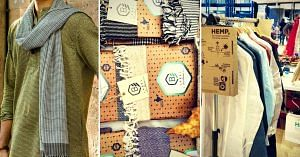 Hemp is a great fabric, perfectly light and comfortable, for the hot summer! Image Courtesy: Facebook.
