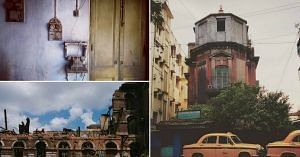 """""""Calcutta Houses"""", a beautiful project of photos of heritage buildings in Kolkata. Picture Courtesy: Calcutta Houses."""