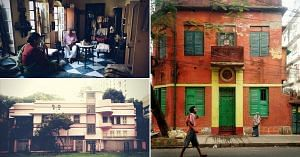 """Calcutta Houses"" - a project that photo-documents heritage buildings in Kolkata."