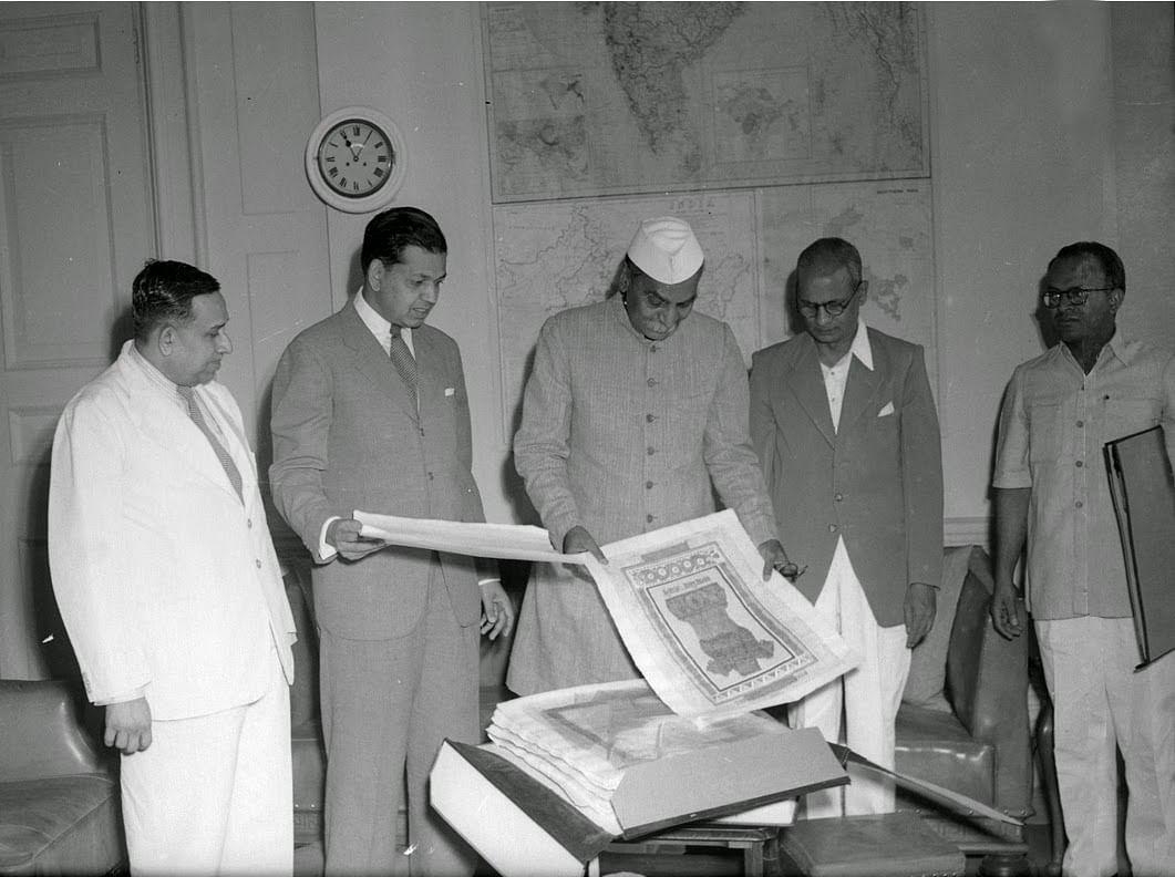 Prem Behari Raizada: The man who literally wrote India's constitution