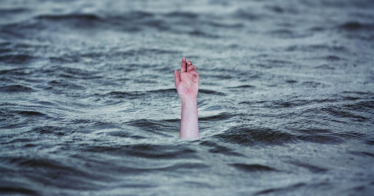 When on a swim, If you see someone in trouble, try and summon help. Image Courtesy: Pixabay.