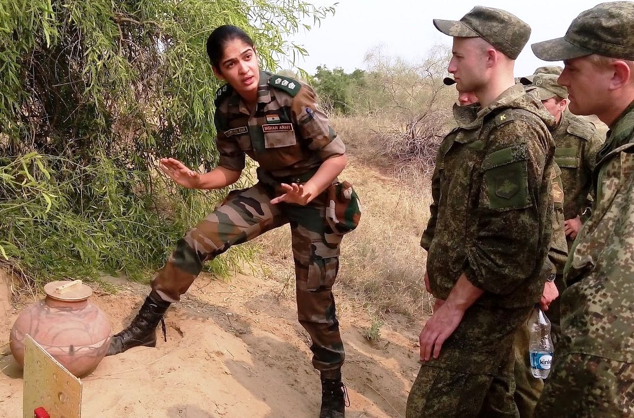 Delhi HC allows women to serve in Territorial Army