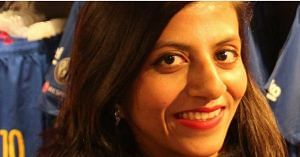 """Ira Singhal, to be felicitated by the President of India, as a """"First Lady"""". Picture Credit: Facebook."""