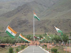 Kargil War memorial. For representational purposes only (Source: WIkimedia Commons)