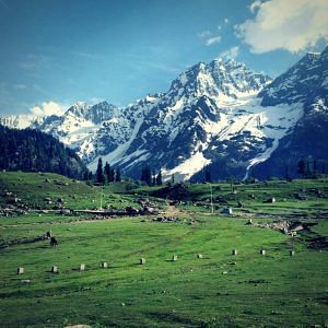 Kashmir-a land of wonder. Picture Courtesy: