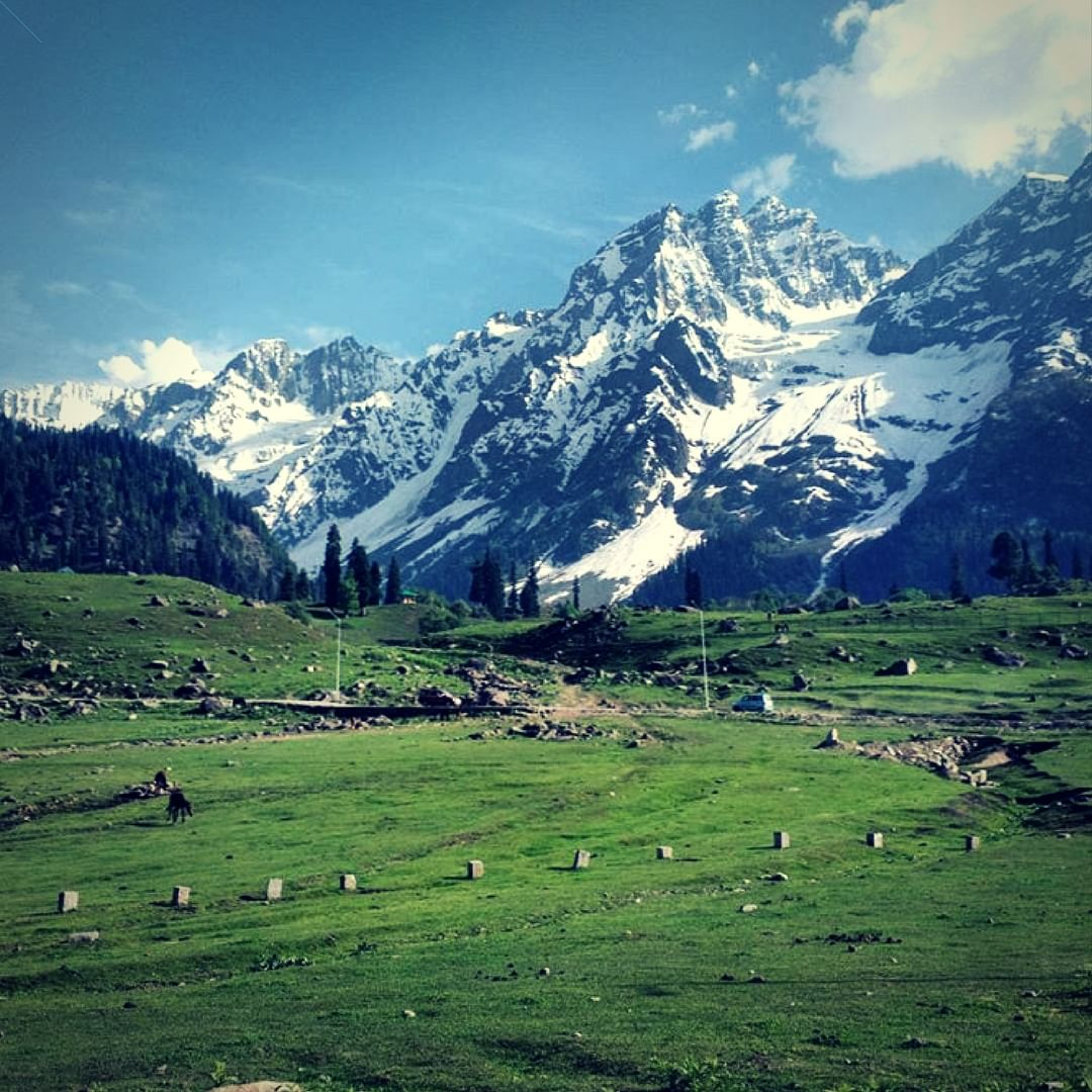 Kashmir-a land of wonder. Picture Courtesy: Instagram