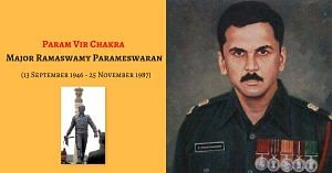 Major Parameswaran