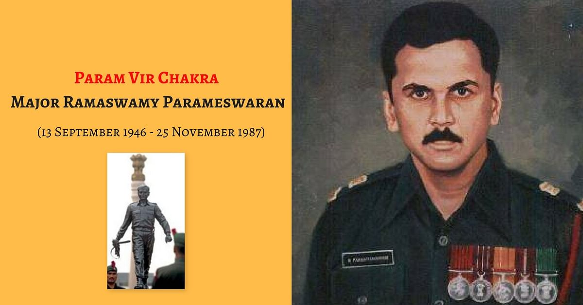 45 Years Later, Batchmates Honour Param Vir Chakra Major Parameswaran