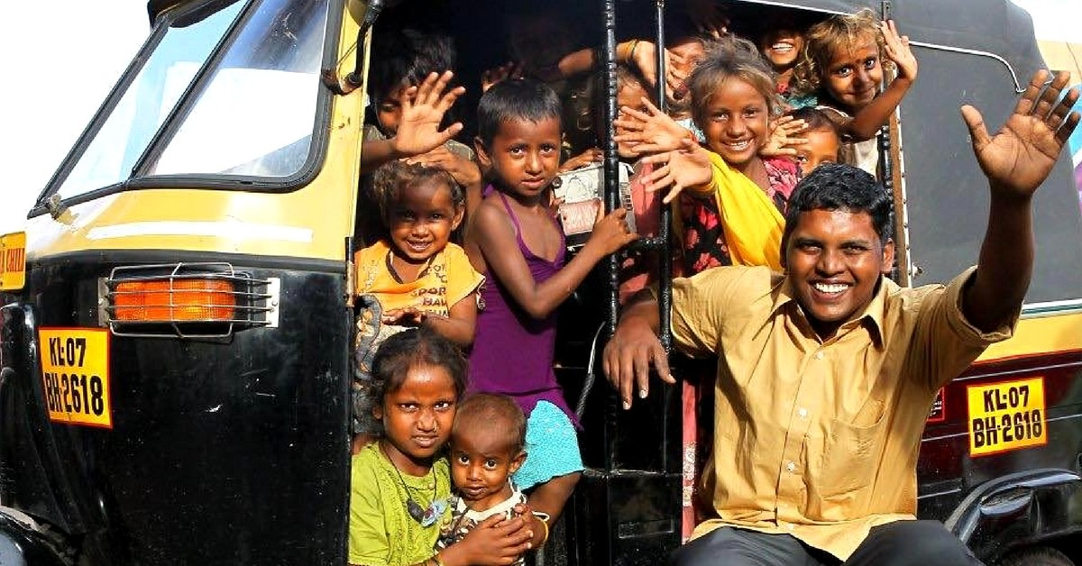 This Kerala Auto Driver Needs Your Help to Build a Shelter