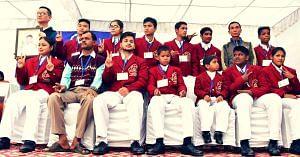 National Bravery Awards kids