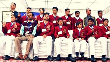 National Bravery Awards kids