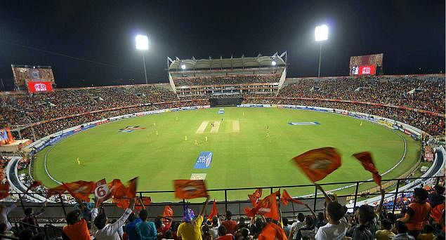 IPL cricket. For representational purposes only (Source: Wikimedia Commons)