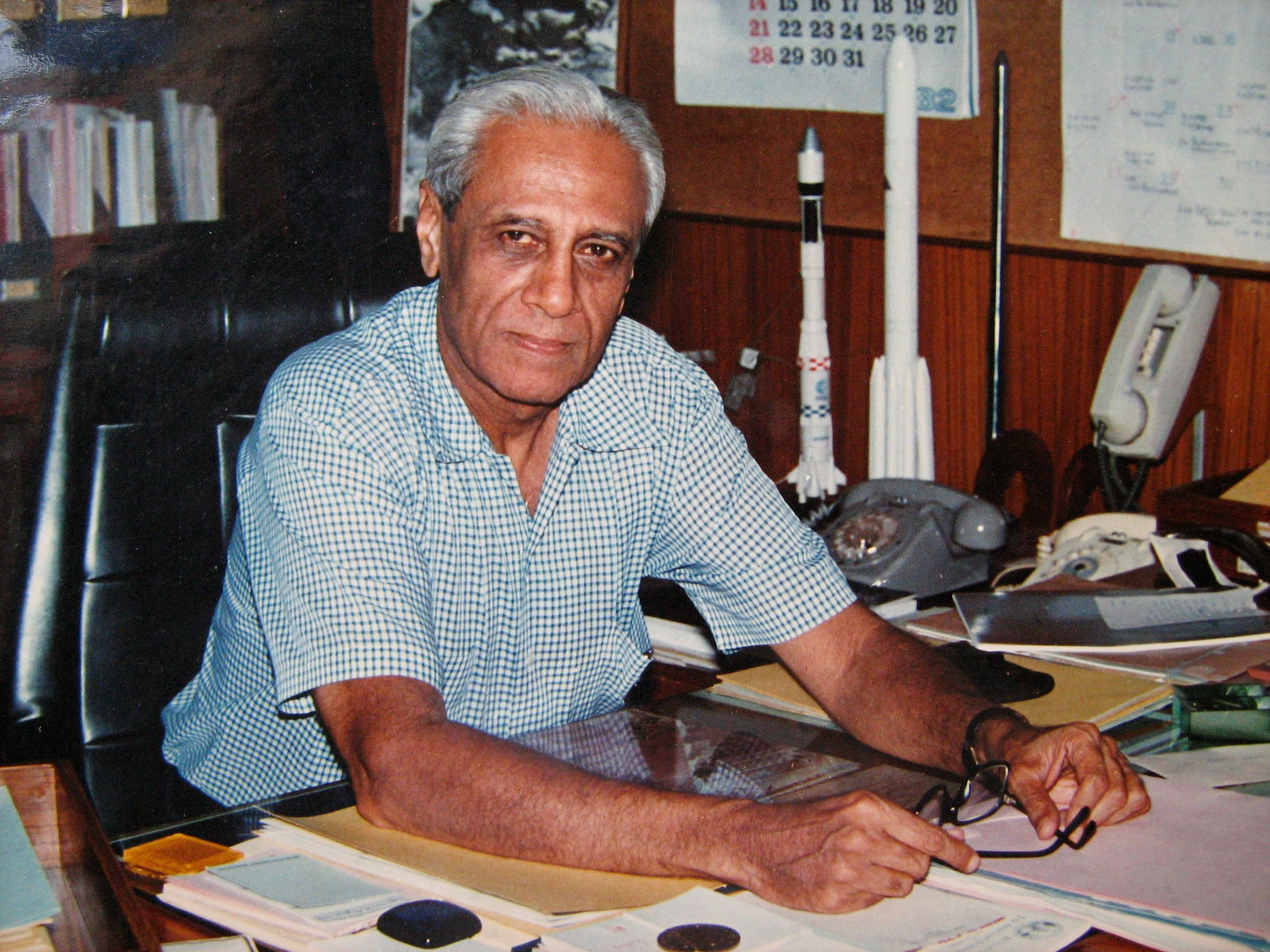 Satish Dhawan, The Legend Who Shaped India\'s Space Programme
