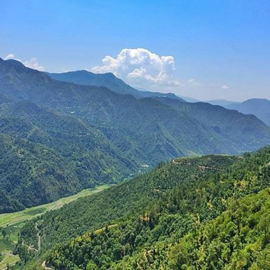 Shimla-a beautiful hamlet. Picture Courtesy: Instagram.