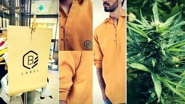 Sustainable fashion, using hemp, is a philosophy of the Bombay Hemp Company.Picture Courtesy: Facebook.