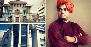 Swami Vivekananda's home is truly culturally iconic.Image Courtesy: Vivekananda Home