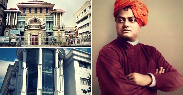 Swami Vivekananda's home is truly culturally iconic.Image Courtesy: Vivekananda Home