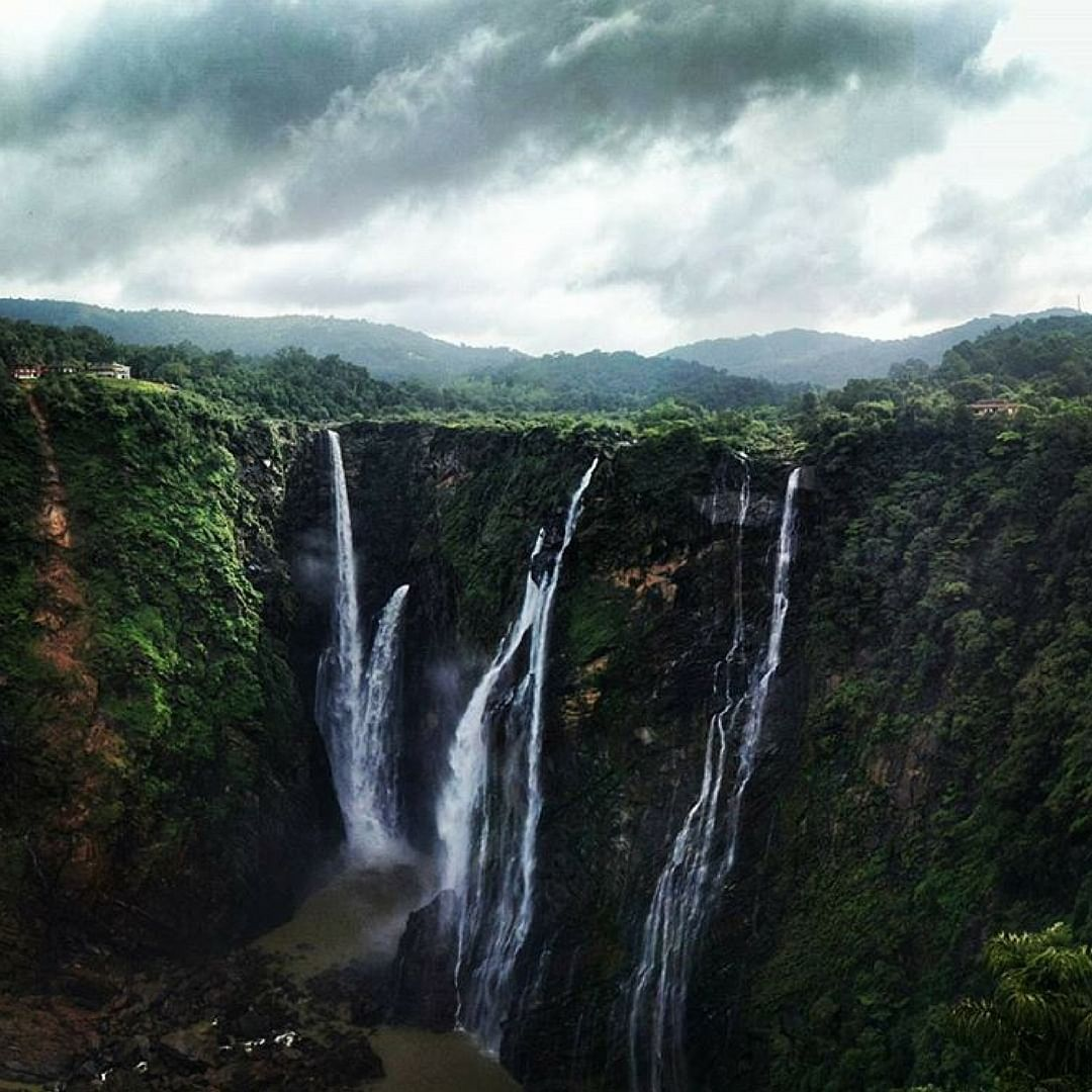 The majestic and imposing Western Ghats. Picture Courtesy: Instagram.