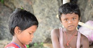 The siblings were abandoned outside a temple, by their aunt.Representative image only. Image Courtesy: Max Pixel
